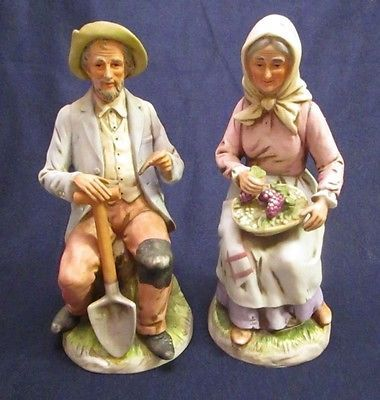 17 Best Images About Figurines Homco On Pinterest Older Couples Farm Boys And Vintage