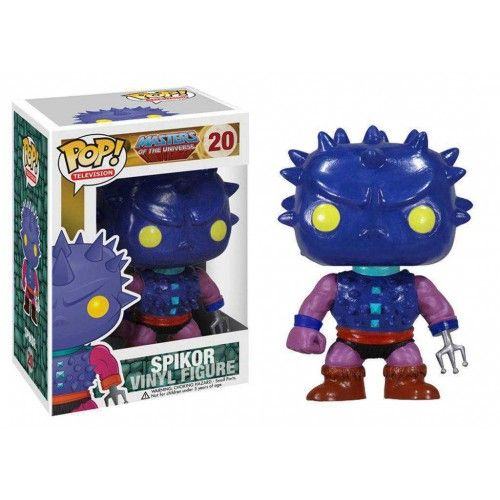 Funko Spikor, Masters of the Universe, He-Man, Funkomania, MOTU, Cartoon