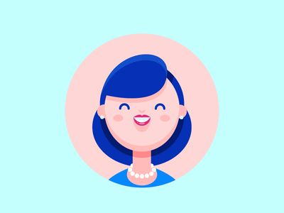 Dribbble - Megumi by Nick Slater