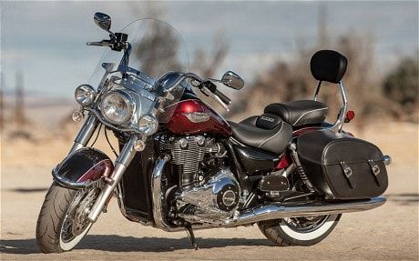 Triumph Thunderbird LT review - Telegraph
