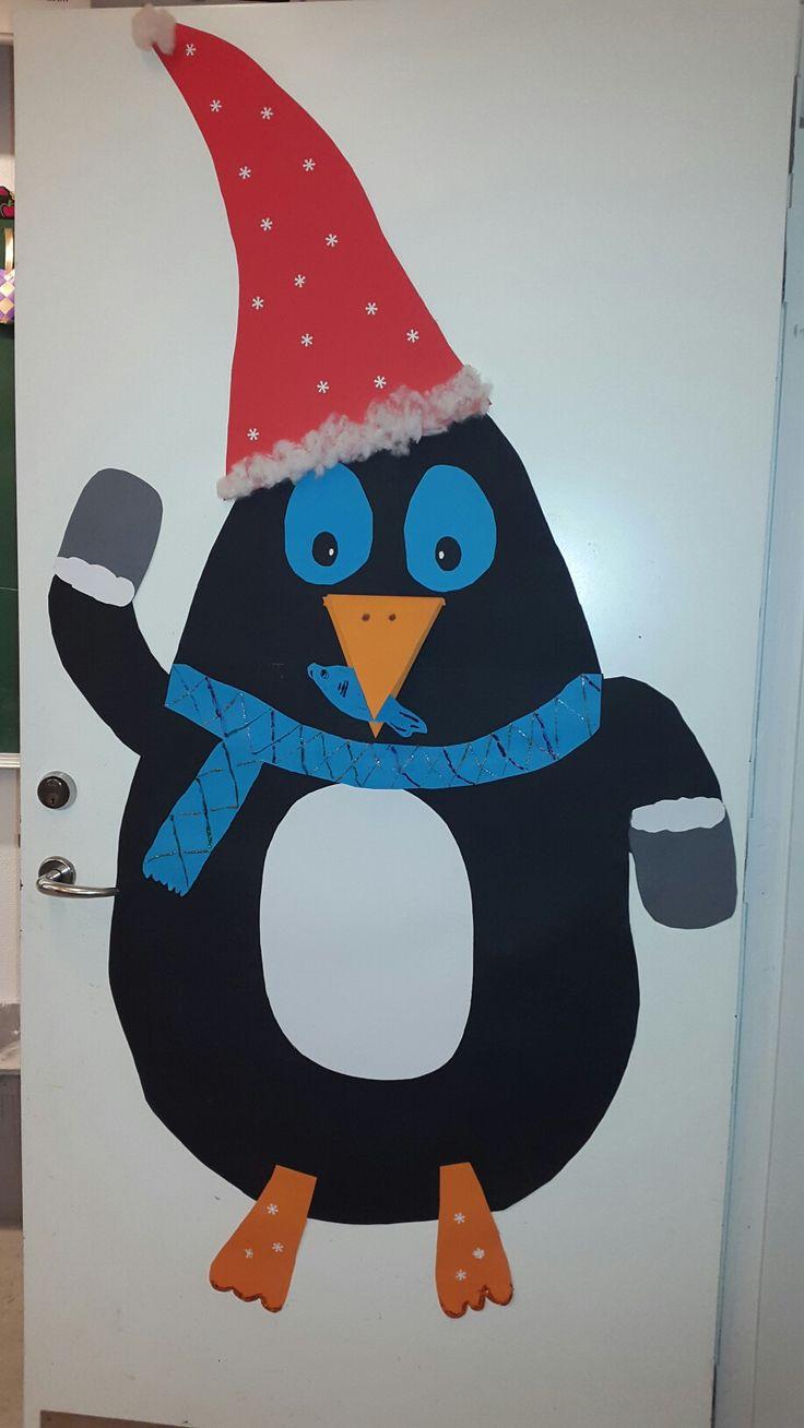 Juleprojekt med min 3.klasse i 2015