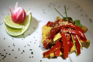 Restaurante vegetariano Da Terra - Matosinhos