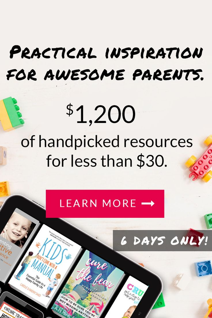 Sometimes parenting is awesome. And sometimes it's not. But if you could find resources to help make it a little more awesome and a lot less hard? I found something that might be just what you need: The Parenting Super Bundle. For six days only, you can get your hands on a package full of resources to help you rock this parenting gig even more, for the most affordable price ever! (Affiliate link). Get this bundle now and get all the parenting tips you need! Toddler tips. How to raise a baby…