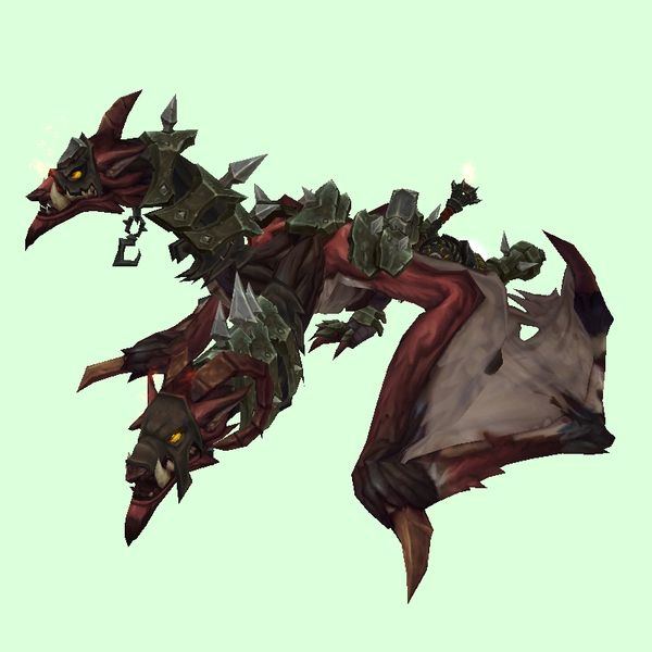 Red Armoured Rylak WoW Pets I want Pinterest Wings