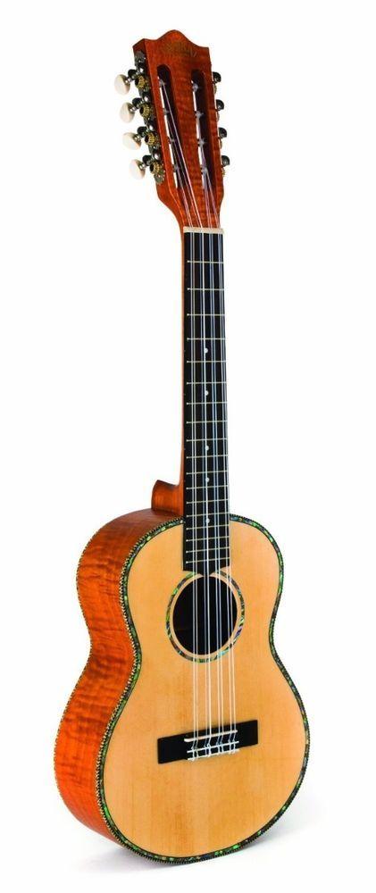 Lanikai Model SOT-8 Ukulele - Acoustic 8 String Tenor Size Legacy Collection #LANIKAI #Ukulele