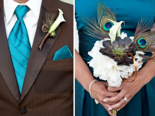 teal-and-white-wedding-inspiration.001 - Wedding Ideas, Wedding Trends, and Wedding Galleries