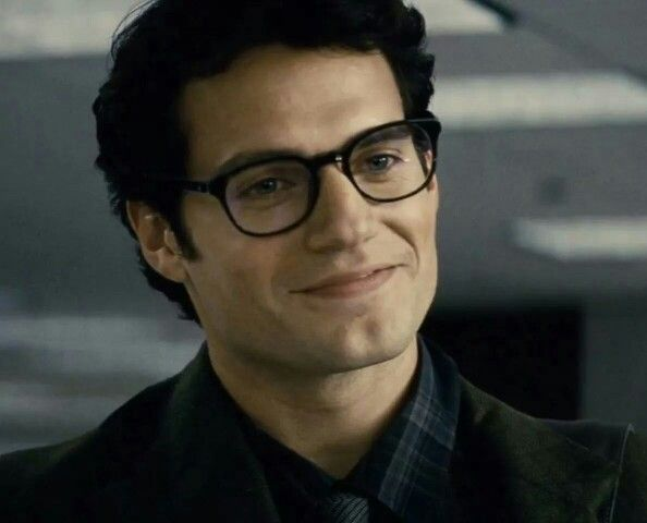 Henry Cavell as Clark Kent