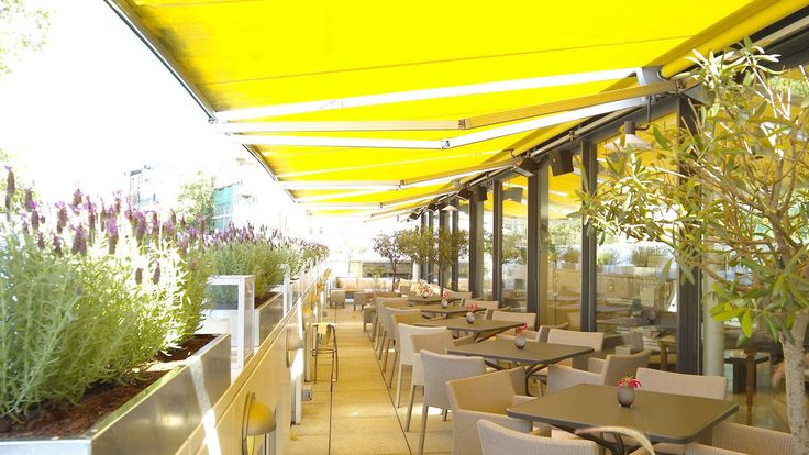 For the best in outdoor dining, check Time Out's list of the best rooftop restaurants in London. From al fresco terraces to sky-high diners.