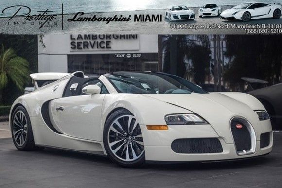 2011 Bugatti Veyron Grand Sport For Sale $2,050,000.