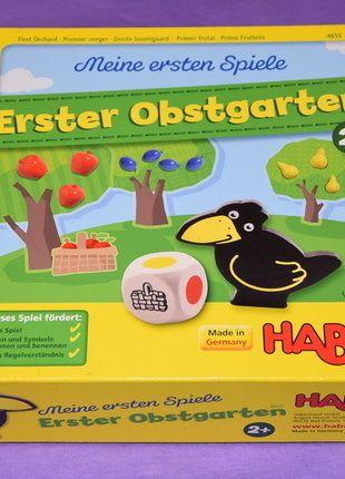 Kaufe meinen Artikel bei #Mamikreisel http://www.mamikreisel.de/spielzeug/puzzles-und-gesellschaftsspiele/35200812-haba-erster-obstgarten-neuwertig