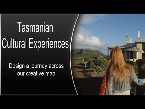 Tasmanian Cultural Experiences - YouTube