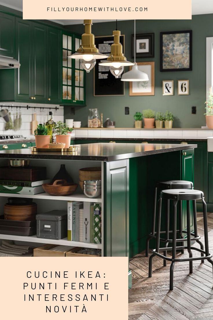 Cucina Piccola Angolare Ikea ikea e lo stile eclettico nel 2020 | progetti di cucine