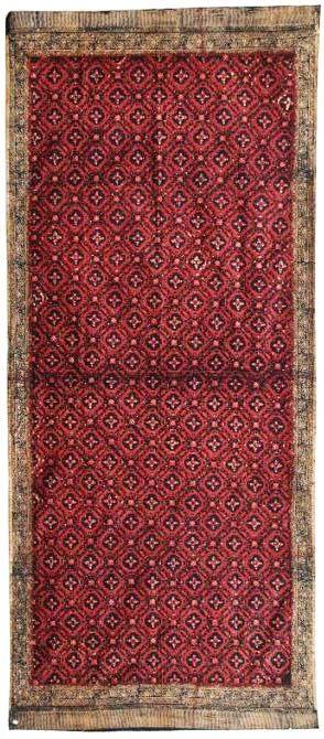 Head and shoulder cloth, Jambi, Sumatra