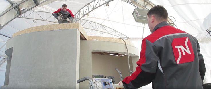 #3Dprinting #house #3Dプリンター #ハウス #russia #ロシア... - KFighter.com