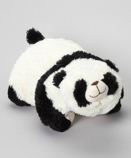 Panda Pillow Pet & 25+ unique Pillow pets ideas on Pinterest   Disney pillow pets ... pillowsntoast.com