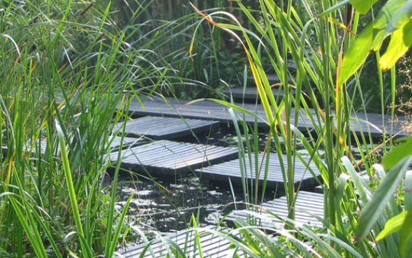 Cuando de verdad se goza la naturaleza. Los paradisiacos jardines de Mien Ruys - Noticias de Arquitectura - Buscador de Arquitectura