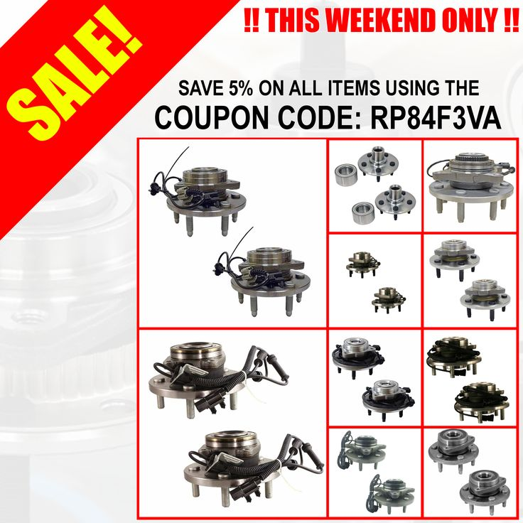 WE ARE HAVING A SALE FOR THIS WEEKEND ONLY!!  SAVE 5% ON ALL ITEMS USING THE COUPON CODE AT CHECKOUT: RP84F3VA. WHILE QUANTITIES LAST - TAKE ADVANTAGE OF OUR WEEKEND SPECIAL NOW!