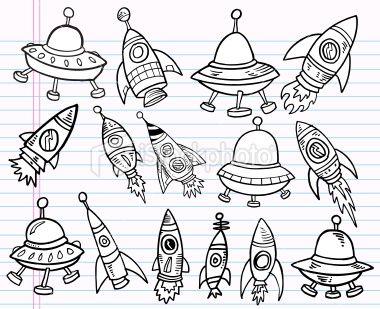 rocket doodles