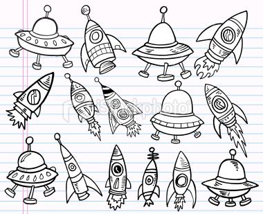 rocket doodles