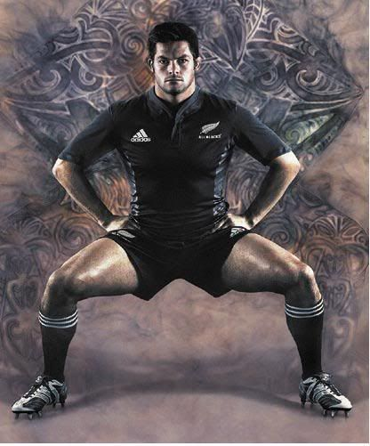 Richie McCaw NZ  All Blacks Poster