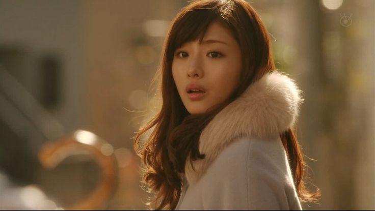 """Satomi Ishihara, Saeko in the drama """"Shitsuren Chocolatier"""""""