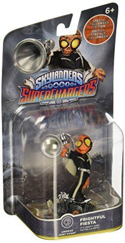 Skylanders Superchargers Frightful Fiesta Game Figure New #Activision