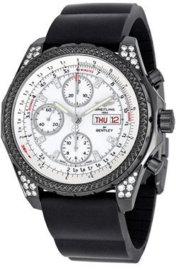 Breitling Bentley GT medianoche Diamond M1336267 A729BKRD
