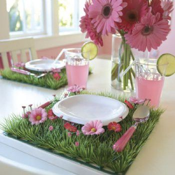 Cute for summer dinner party