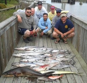 Myrtle Beach Offshore Fishing Charters Is FUN For The Whole Family Full Day 9 Hours Trolling Or Deep Sea Fi