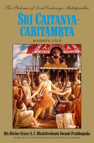 Sri Caitanya-caritamrta, Madhya-lila   bbtmedia.com