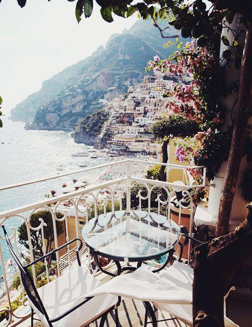 Positano Italy.