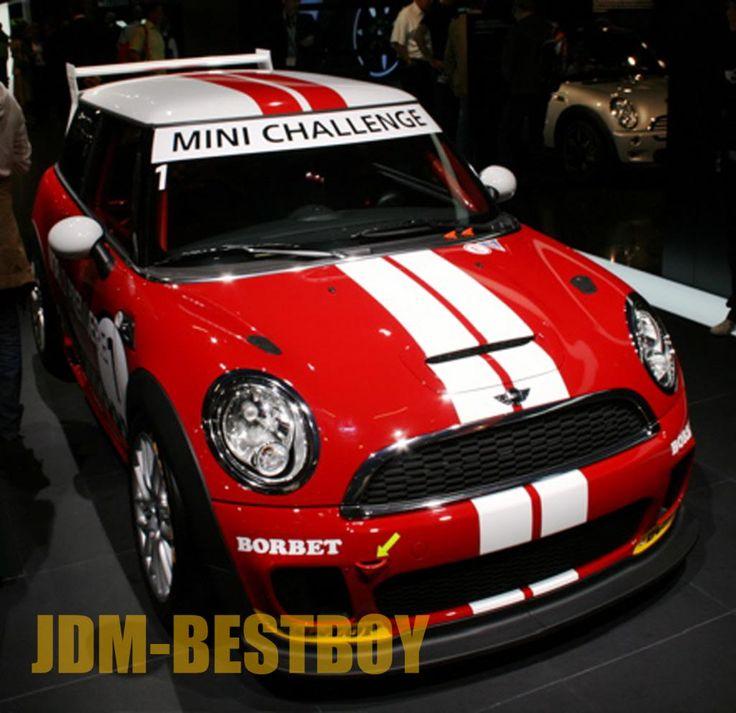 Mini Cooper Stripes: Decals / Stickers | eBay