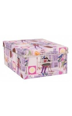 Girls Storage Box Large  Can stack two high