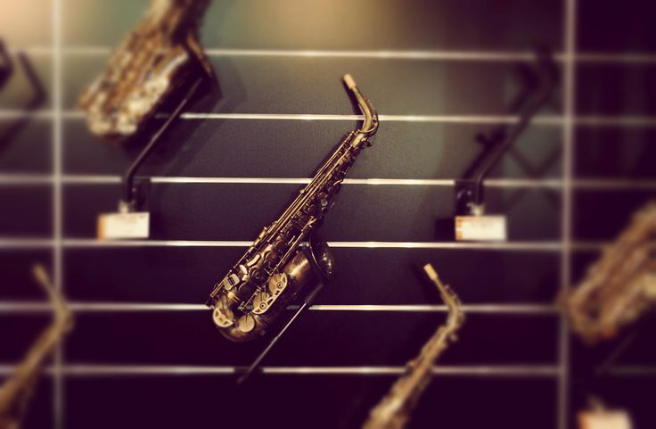 Expression X-Old, Altsaxophon