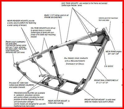 new kraft tech rigid frame harley chopper bobber tank 250cc scooter wiring diagram