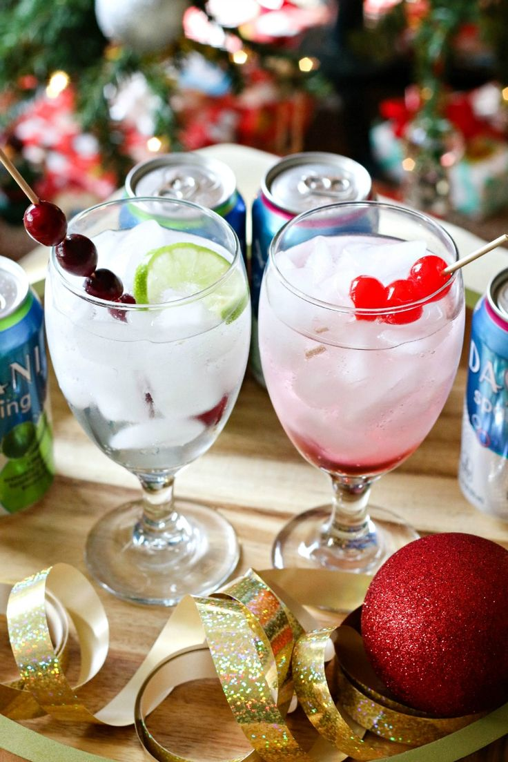 141 best Easy Party Drink Recipes images on Pinterest | Party ...