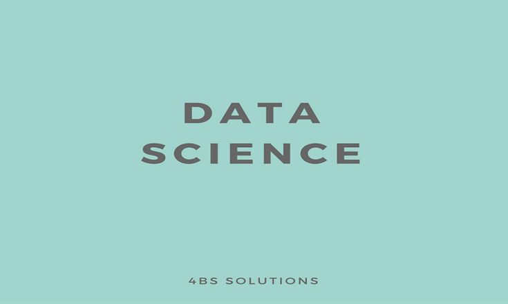 4bs solutions provide high-end data science online training with real time scenarios. Data science online training