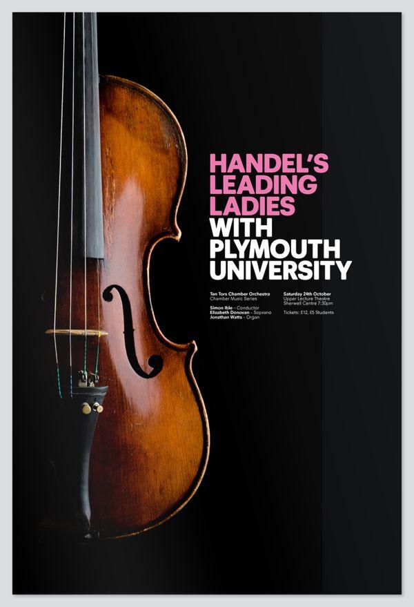 Plymouth University by Buddy, via Behance