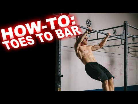 Efficiency Tips: Knees To Elbows/Toes To Bar with Chris Spealler - YouTube