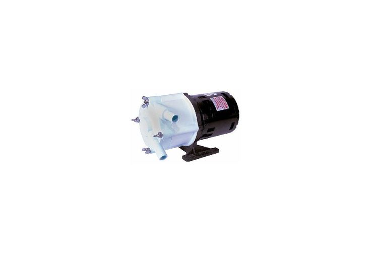 Little Giant 589012 180 GPH 230V Magnetic Drive Pump with 6ft. Power Cord - No P Steel Pumps Industrial Pumps Magnetic Drive