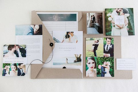 "Wedding Welcome Packet: Minimalist Edition at a glance: Welcome greeting, Wedding day bridal guide, ""Just For Grooms' trifold, Studio policies and payment information, and much more! #designaglow"