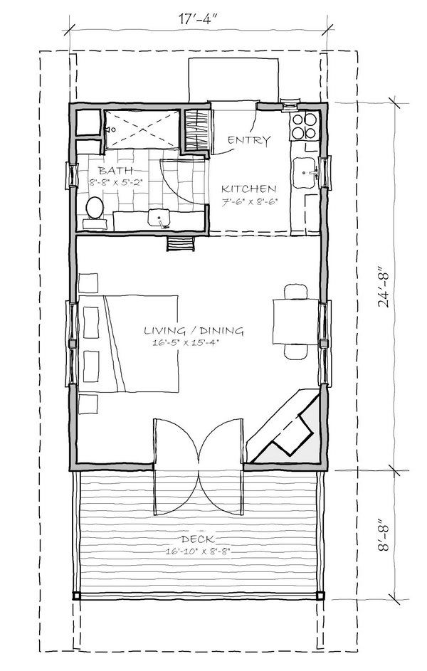 25 Best Small House Plans Images On Pinterest Small