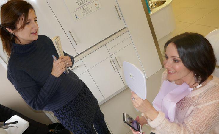 Laura gets Teeth Whitening in Toronto at Archer Dental | Singleinthecity.ca
