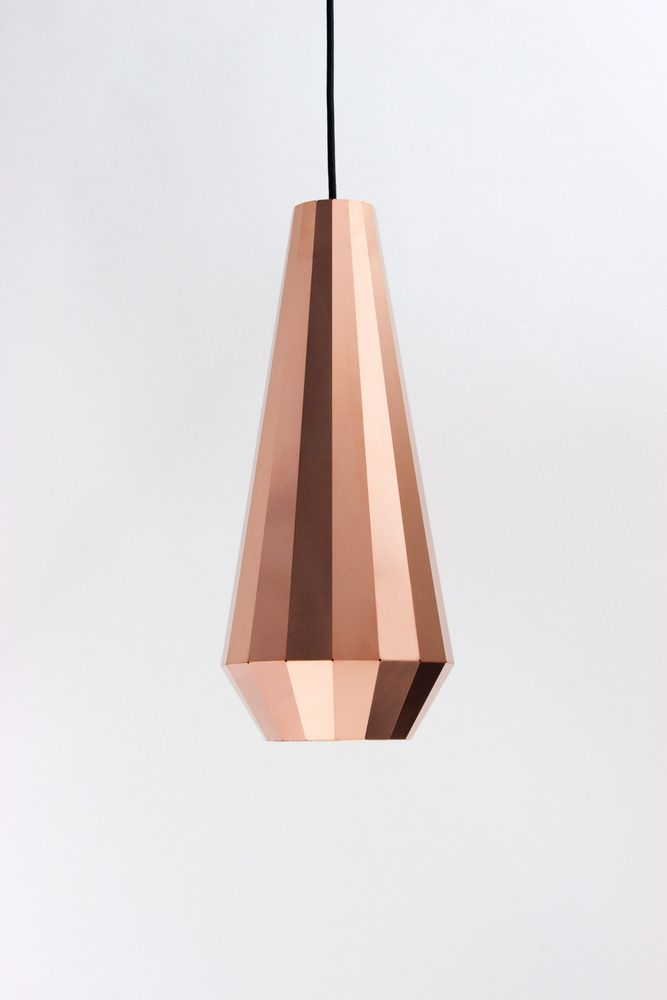 David Derksen Design — COPPER LIGHT CL-16
