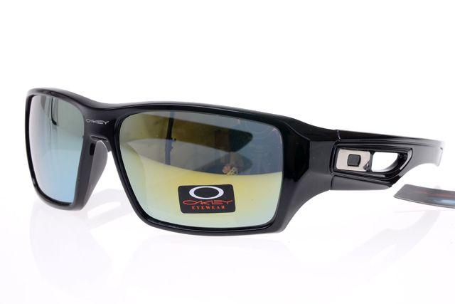 Oakley Hijinx Sunglasses Black Frame Colorful Lens 0540