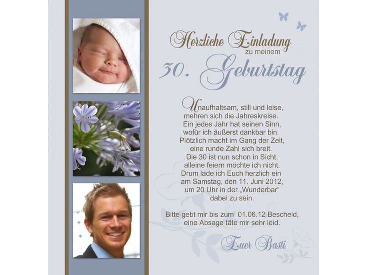 Funny 60th Birthday Invitation Text Einladung Geburtstag Text