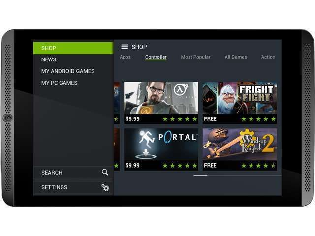 NEW NVIDIA SHIELD TABLET - 4G LTE GSM UNLOCKED - Tegra K1 32GB 8