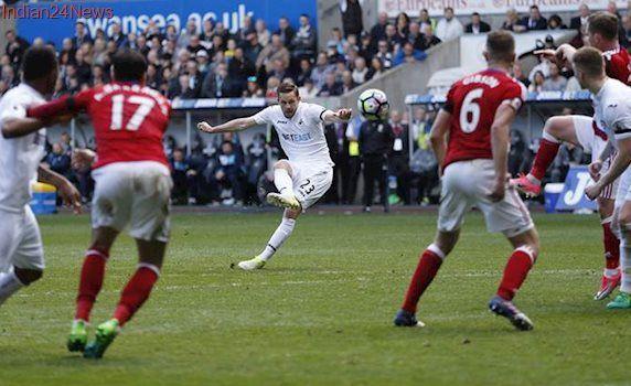 Strange sensation for Swansea's Tom Carroll ahead of Spurs game