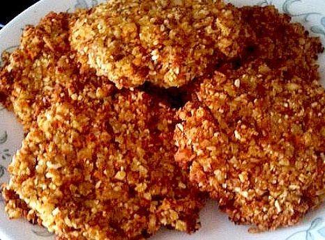 Zdrowo, smacznie i bez wyrzeczeń, łatwe przepisy dietetyczne dla każdego: Ciasteczka marchwiowo - migdałowe
