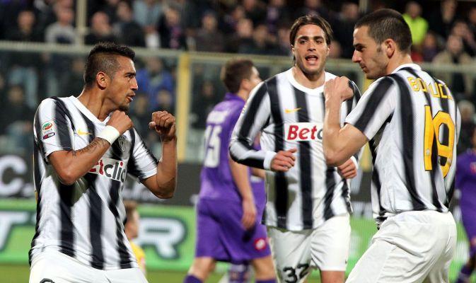 Fiorentina - Juventus 0 - 5  Vicinic, Vidal, Marchisio, Pirlo, Padoin  17.03.2012